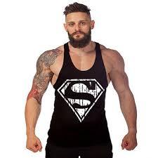 Clearance Mens Superman Tank Rama Deals