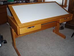 art desk plans diy network explains how to build a table dedicated