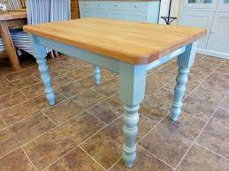 Painted Farmhouse Tables Choose Your Size Dining and Kitchen
