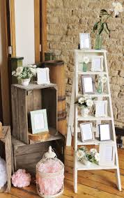 Shabby Chic Wedding Decorations Hire by Best 25 Ladder Wedding Ideas On Pinterest Reception Decorations
