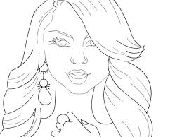 600x450 Descendants Coloring Pages Colouring Evie Uma