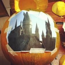 Harry Potter Pumpkin Carving Templates by Pumpkin Carving Ourearleylife