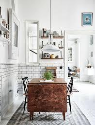 Polishing Vintage Rough Diamond Into A Lovely Comfortably Livable Apartment All White KitchenCozy KitchenKitchen DecorWhite