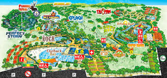 100 Where Is Jamberoo Located Park Map Theme Park Water Park Family Fun Park