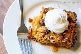 Pumpkin Crunch Hawaii by Recipe For Pumpkin Crunch Cake Cake Man Recipes