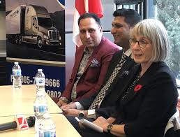 100 Trillium Trucking Feds Commit To Cleaning Up Driver Inc Todays Todays