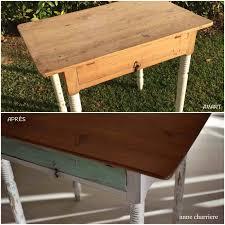 table de cuisine ancienne en bois charriere de bricolage déco low cost restauration sur