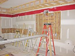 Kitchen Cabinet Soffit Ideas by Kitchen Soffit Being Built In Daniel Island Remodel Project