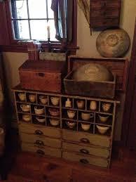 Primitive Decor Kitchen Cabinets by 251 Best Primitive Vignettes Images On Pinterest Primitive Decor