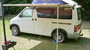Mazda Bongo Camper Conversion Slideshow - Sold - YouTube Inflatable Awning Cocoon Breeze Fit Up To Outdoor Revolution Outhouse Xl Handi Amazoncouk Sports Outdoors Not A Brief Introduction Mazda Free Standing Motorhome Camp Site Near With Sides Bongo Frame Caravan Camping Stock Photos Items Cafree Buena Vista Room Fits Traditional Manual Arb Cvc Fitting Kit 1980 Onwards Low Drive Away Camper Cversion Slideshow Sold Youtube