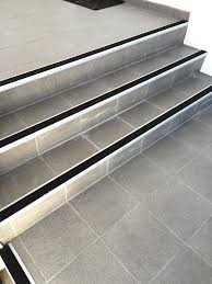 Stair Nosing For Vinyl Tile by Stair Nosing Aluminium Stair Nosing Commercial Stair Nosing