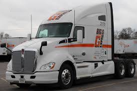 100 Start A Trucking Company Big G Express OTR Transportation Services