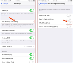How to Enable Apple s SMS Relay on your Mac or iPad – The Mac Observer