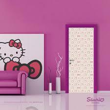 hello kitty door collection nusco design pinterest