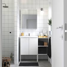 enhet tvällen badezimmer set 14 tlg weiß pilkån mischbatterie 102x43x87 cm