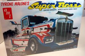 AMT 1/25 Tyrone Malone's Super Boss Kenworth Truck AMT930 ...