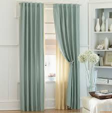 White Blackout Curtains Kohls by Blind U0026 Curtain Wonderful Kohls Drapes For Window Decor Idea