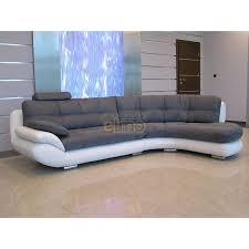 canapé angle tissu canapé d angle contemporain canapés design promo pas cher