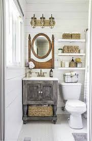Spacious Best Small Country Bathrooms Ideas On