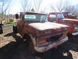Lot 160K – 1960 Chevrolet Truck | VanderBrink Auctions