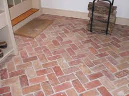 brick tile and brick floor tile lowes selfieword intended for