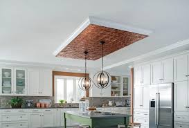 Armstrong Ceiling Tile Distributors Canada by Copper Ceiling Look Armstrong Ceilings Residential