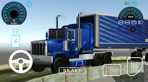 Euro World Truck Simulator 3 - Android Apk - BADBOSSGAMEPLAY