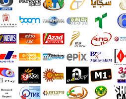 9000 TV Channel Logos