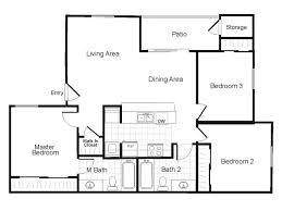 floorplans at valley trails apartments irving tx