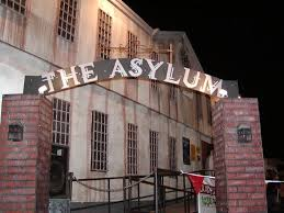 Halloween Attractions In Pasadena by Las Vegas Haunted Houses Fright Dome Las Vegas Asylum And