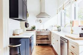 galley kitchen design ideas to steal for your remodel apartment