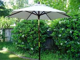 Market Umbrella Replacement Canopy 8 Rib by The Market Umbrella Shoppe White Market Umbrella Collection