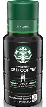 Star Iced Brwd UnSweet 48 Starbucks Coffee Coupon