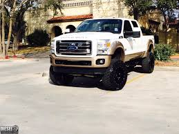 Ford King Ranch Lifted