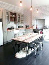 Industrial Dining Room Ideas Rustic Table Best Tables On Set Farmhouse