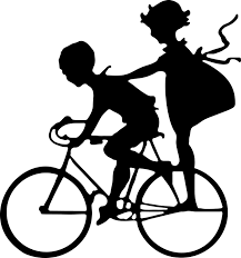 Riding Bikes Cliparts 4 Buy Clip Art
