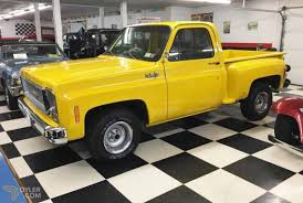 Classic 1974 Chevrolet C10 Pickup For Sale #1217 - Dyler 1974 Chevrolet Ck Truck For Sale Near Cadillac Michigan 49601 Cheyennesuper Cheyenne Specs Photos Modification Car Brochures And Gmc Chevy C20 2086470 Hemmings Motor News Suburban Information Photos Momentcar 1916353 Pickups Seattles Parked Cars Luv Just Listed C10 Shortbed Is A Handsome 2142364 C30 With Holmes 480 Collectors Item Eastern 2 Door Pickup Trucks Pinterest