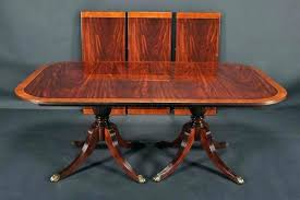 Duncan Phyfe Dining Table Magnificent And Chairs For Sale Double