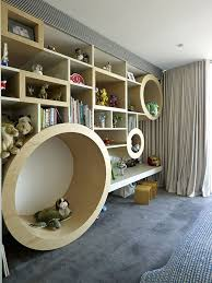 Design Detail Creative Kids Room Shelving