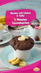 5 minuten tassenkuchen
