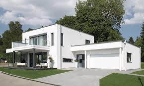 100 Cubic House WeberHaus Modular Home Combining Classic Bauhaus
