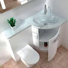 Corner Bathroom Vanity Set by Best 25 Corner Sink Bathroom Ideas On Pinterest Corner Bathroom