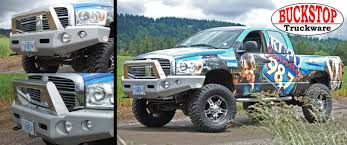 Show Truck Aftermarket Bumpers & Accessories | Buckstop Truckware