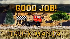100 Truck Mania 1 Game Walkthrough 24 Levels YouTube