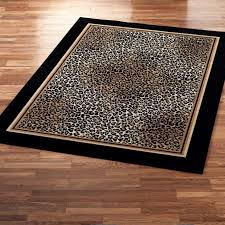 Leopard Print Bedroom Decor by Area Rugs Fabulous Brown Zebra Print Area Rug Leopard And White