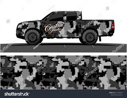 Modern Camouflage Design Truck Graphics Vinyl Stock Vector (Royalty ... Printed Real Tree Pink Camo Truck Bed Side Stripe Graphics Set Fit Utv Kits Camouflage Decals Camowraps Matte Wrap With Camo Picture This Advertising Car Vw Amarok Camouflage Kiwi Vehicle Wrapping Yellow Pixel Vinyl Styling Skin With Air Bubble Free Mossy Oak 10008ffbu Breakup Fender Flare Wraps Miami Dallas Huntington Amazoncom Metro Series Urban Orange Digital 5ft X Custom Racing Stripes And Camo 104wraps Destin