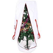 Christmas Tree Amazon Prime by Amazon Com Clear Poly Vinyl Christmas Tree Storage Bag 1471