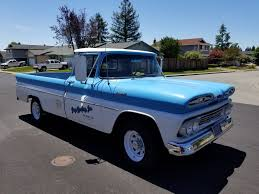 1961 Chevrolet C20 Apache Pickup Fleetside For Sale On BaT Auctions ... Filebig Jimmy 196061 Gmc Truckjpg Wikimedia Commons My Truck Page 61 Chevy And Duramax Diesel Forum Preserved Patina Mark Parhams 1961 Apache 10 Drivgline 11962 Chevy Pickup Projects Suburban Combines The Best Of Both Worlds Highway Chevy Fleetside Pickup C10 Truck 118 Scale Sku 50877 Panel Truck Helms Bakery The Hamb 01961 Apache Grill Delux Chrome Alinum 60 62 63 64 65 66 Led Amber Park Turn Signal Light Build Updates Our 1960 Chevrolet C20 Fleetside Project