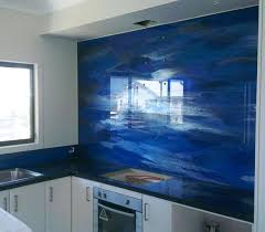 Glass Splashbacks Residential Kitchens Gold Coast