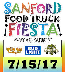 100 Food Truck Fiesta Sanfordfoodtruckfiesta Sanford 365